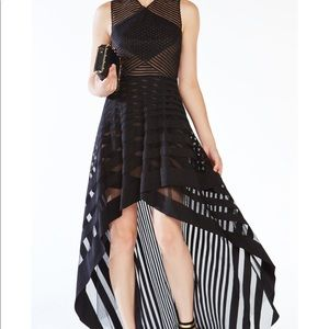 NWT BCBG High Low Dress